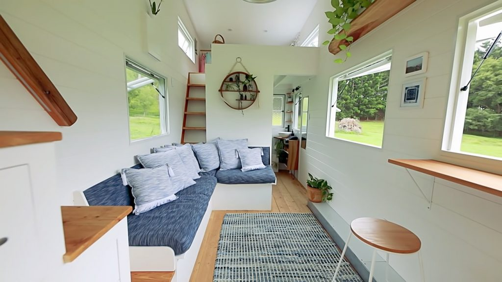 tiny house interieur